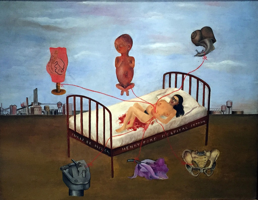 Frida Painting HF