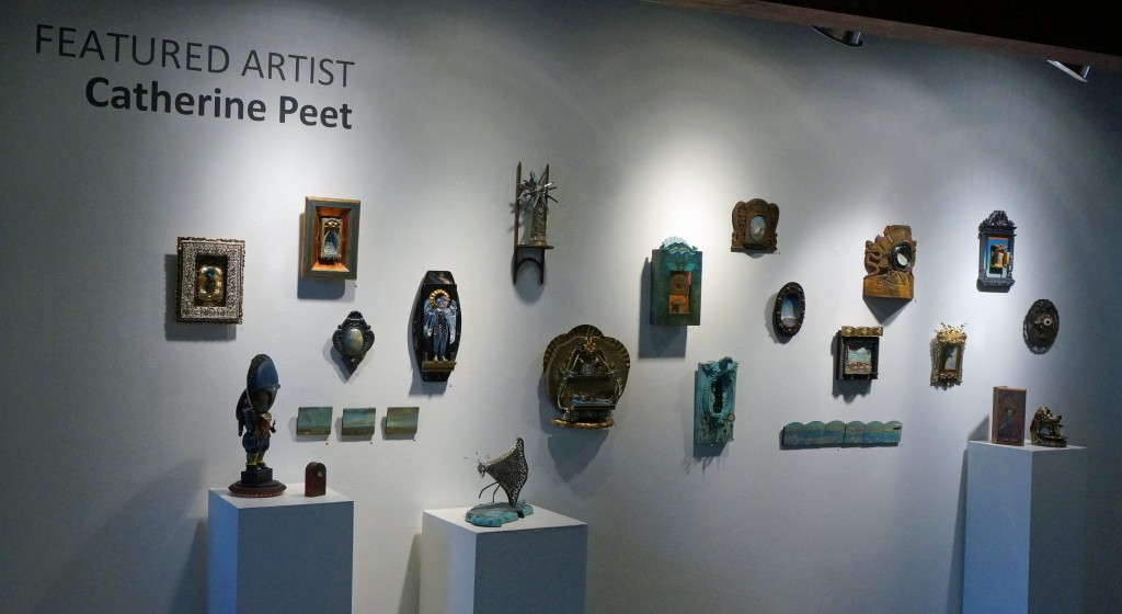 Catherine Peet Entrance