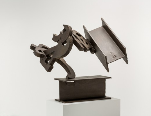 "Mark di Suvero ""Untitled Sculpture""