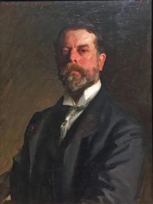 JS Sargent Self Portrait MET 7.2015
