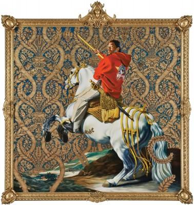 image-357Wiley-Kehinde_Equestrian_Portrait