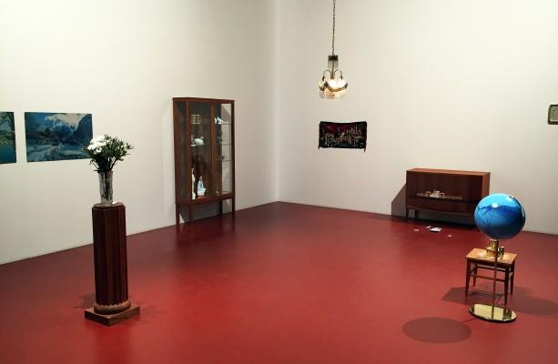 Meric Algun Ringborg Turkey, Souvenirs for the Landlock 2015 Installation