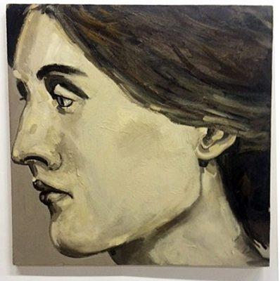 Virginia Woolf 48 X 48