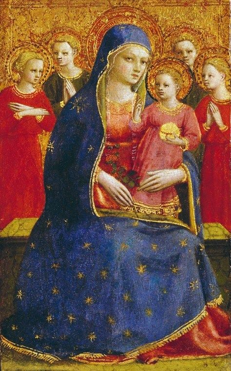 fra-angelico-mother-child-with-angels