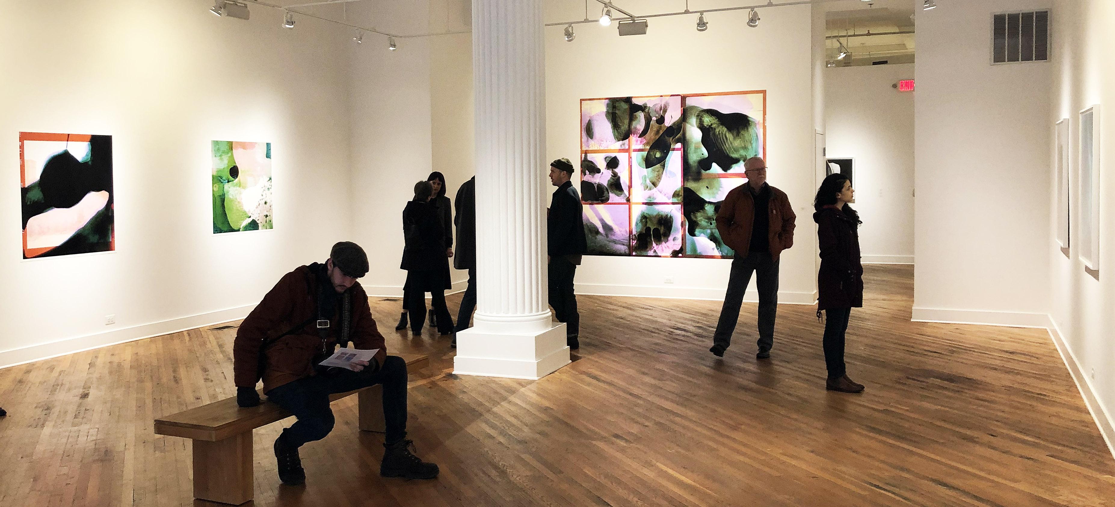Ron Scott – Detroit Art Review